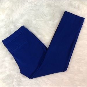 Banana Republic Blue Capri Pants